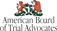 American Board | of Trial Advocates